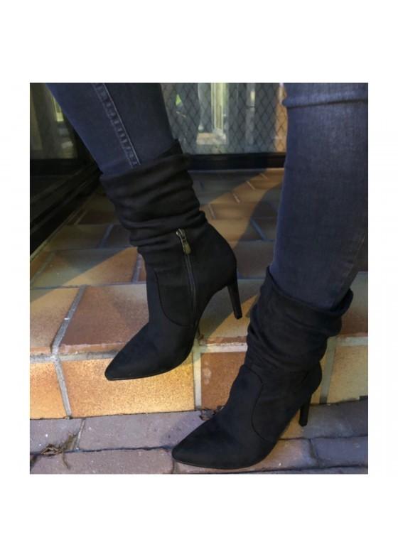 Sock Boots Black