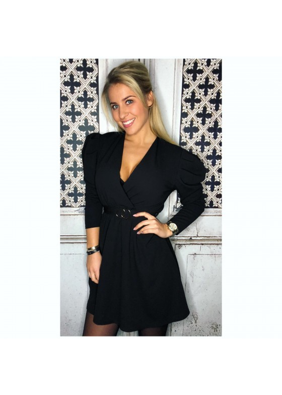 Dress Beauty Black