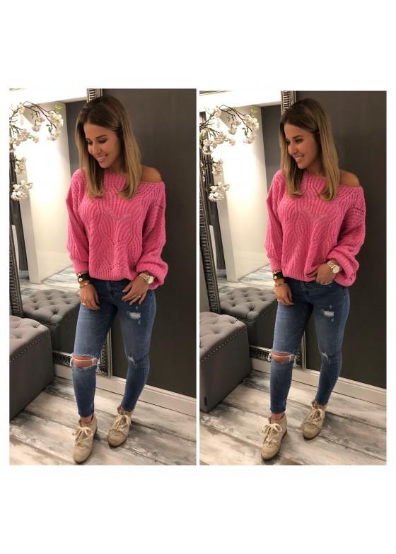Sweater Nela Pink / SALE