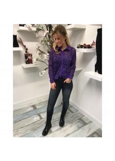 Yani Blouse Purple SALE