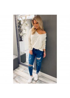 Sweater Lace offwhite