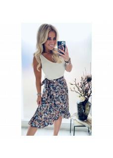 Flower skirt colors