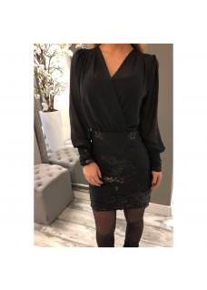 Djoy Dress Black SALE
