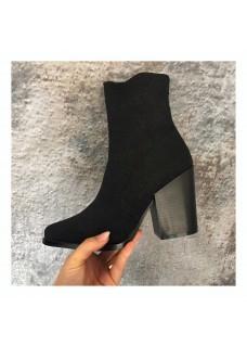 Sparkle Shoes Black