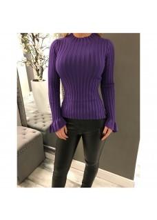 Jona Purple Sweater