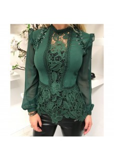 Day Blouse Kant Green SALE