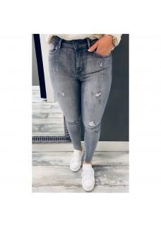 Jeans Miss Lightgrey