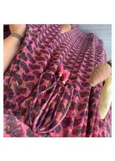 Dress Chiffon Pink SALE