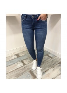 Queen Blue Jeans Basic