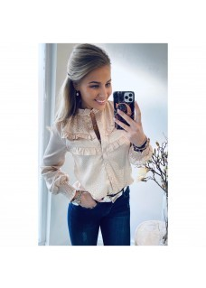Blouse Tyna Champagne
