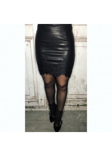 Skirt Lace Black  SALE