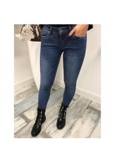 Jeans Queen Blue 1.0