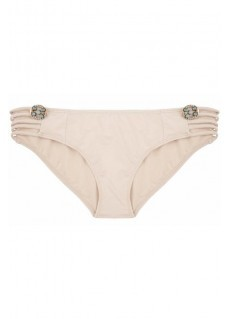Bikini Bottom Fancy - Ivory
