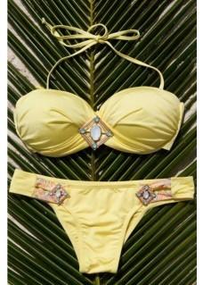 Bikini Bottoms Lush - Yellow