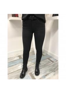 Queen Jeans Black