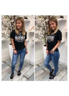 Azuka Rome Shirt Black SALE