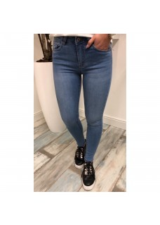 Queen Jeans Basic Blue / 9348