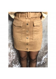 Skirt Studs Brown