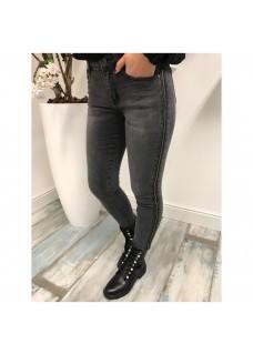 Jeans Zip Grey SALE