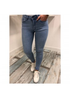 Queen Jeans Lightblue