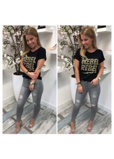 Rebel Rebel Shirt Black