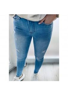 Queen Jeans Light Blue