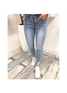 Ripped Jeans Lightblue