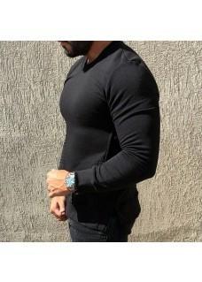 Men Sweater Black