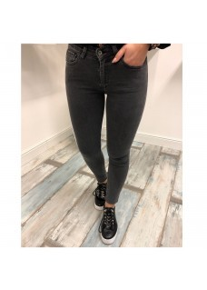 Queen Jeans Dark Grey