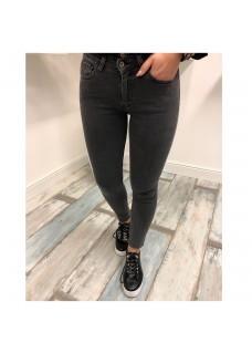 Queen Jeans Dark Grey