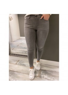 Queen Jeans Lightgrey