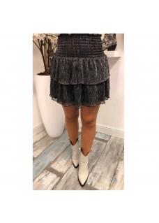 Skirt Shine Grey