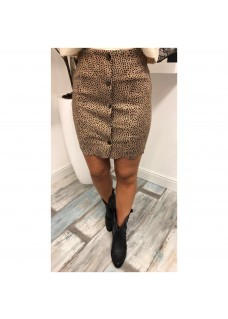Dots Skirt Creme