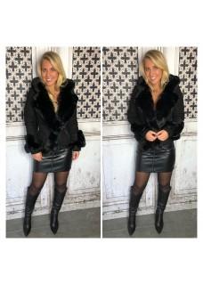 Dreamy Coat Black SALE
