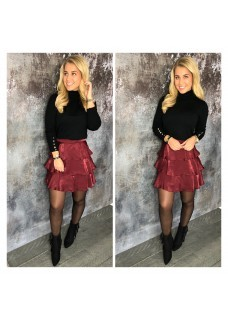 Skirt Roezels Bordeaux