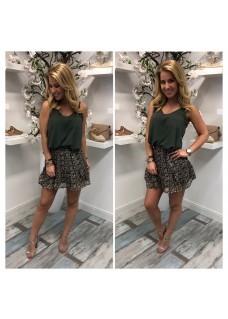 Skirt Green Colors
