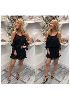 Short Dress Black