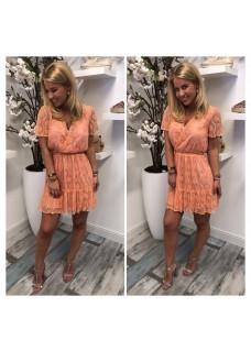 Dress Britt Orange SALE