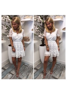 Dress Britt White SALE
