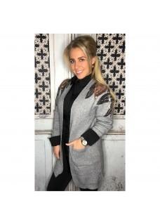 Glam Vest Grey