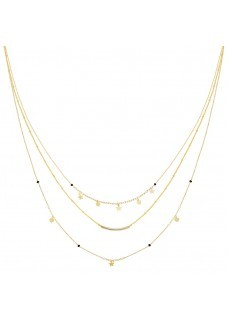 Necklace Famous Star Gold