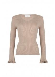 Delousion Sweater Luna Beige